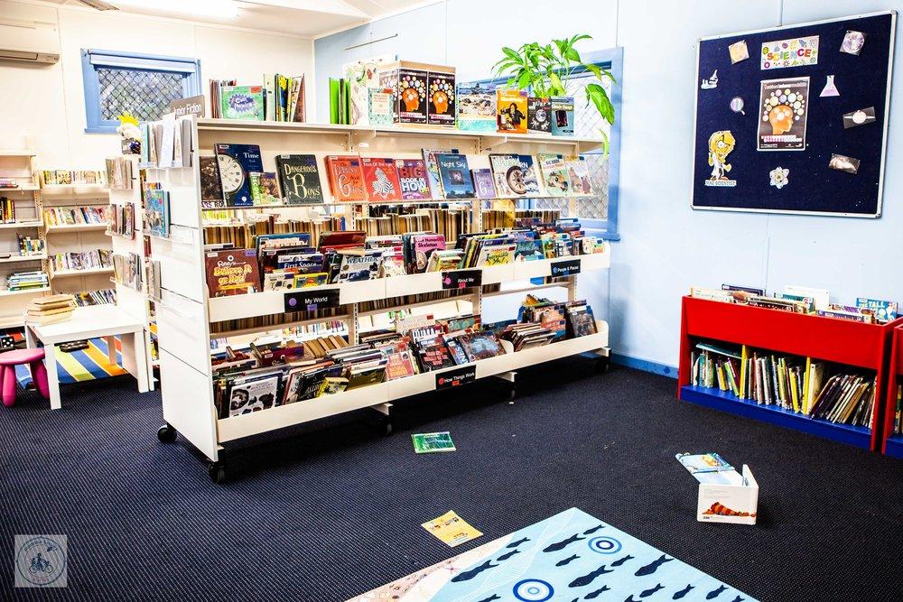 Brunswick Heads Library - Mamma Knows Byron
