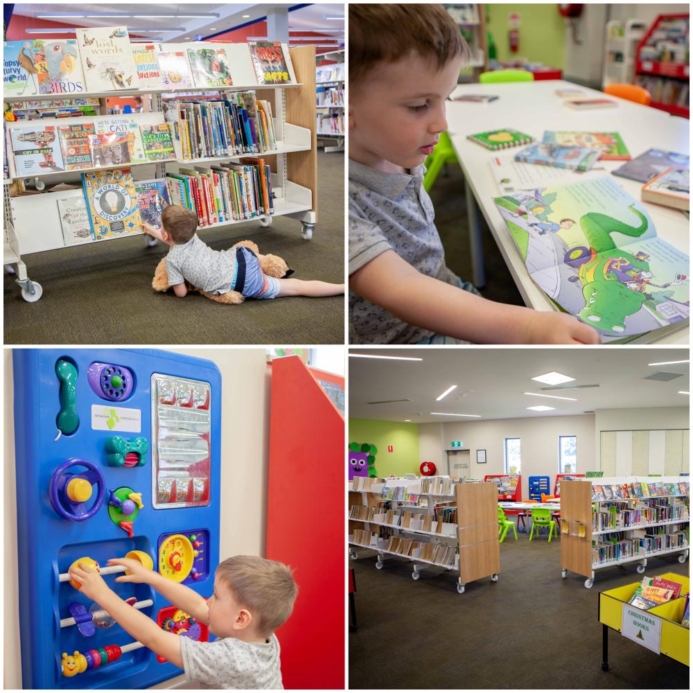 Byron Bay Library - Mamma Knows Byron