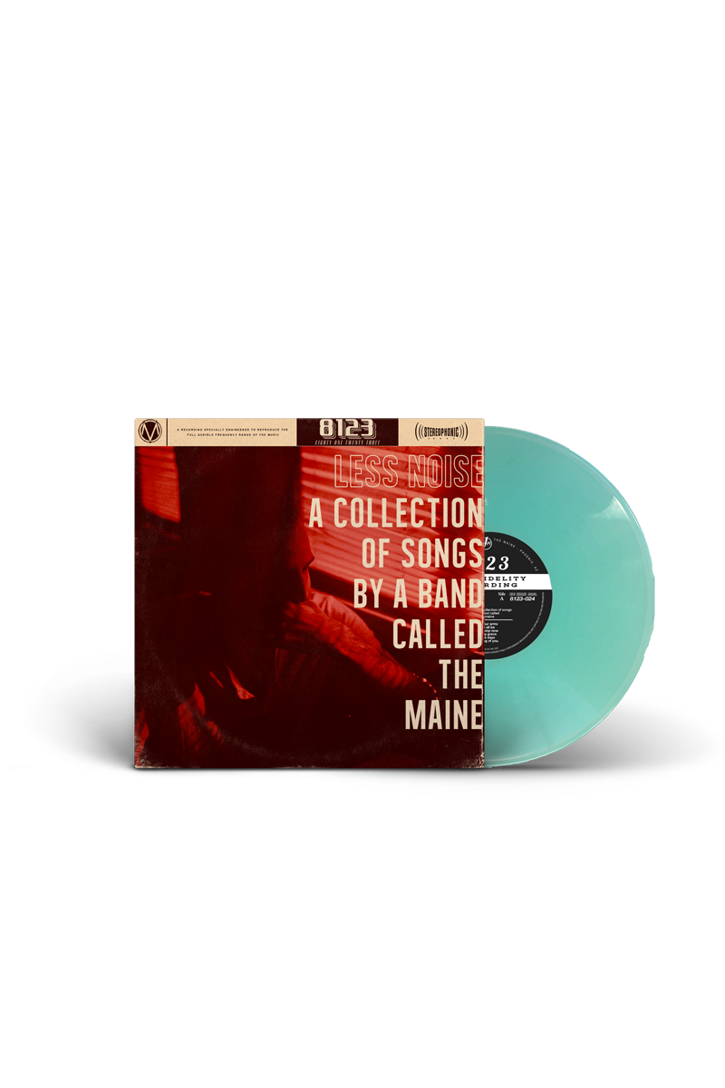 The Maine - Less Noise - PreOrders - sea glass.png