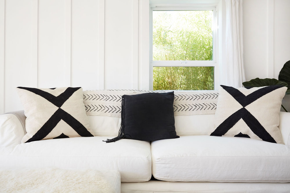 Sofa Sleeper in Living Room
