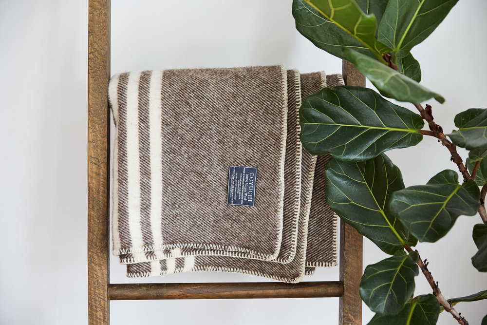 Coyuchi Virgin Wool Blanket