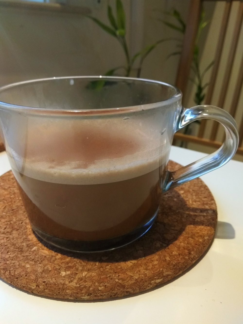 Bulletproof coffee with a twist