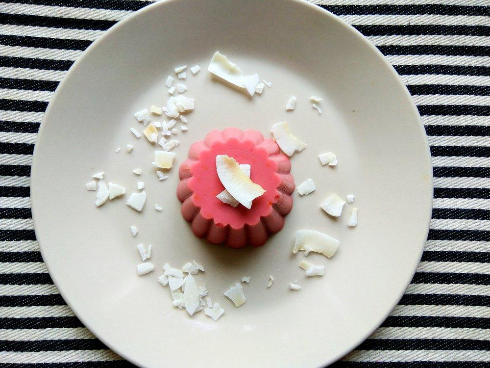 paleo raspberry jello