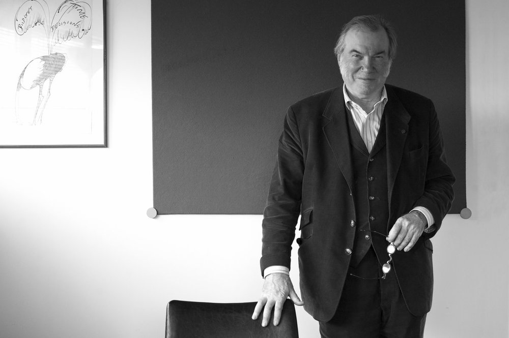 WNO artistic director David Pountney.