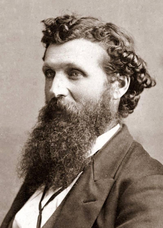 A young John Muir