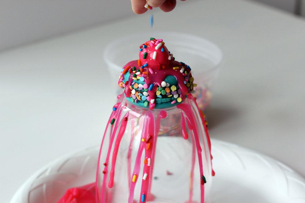 Step 7: Add sprinkles.