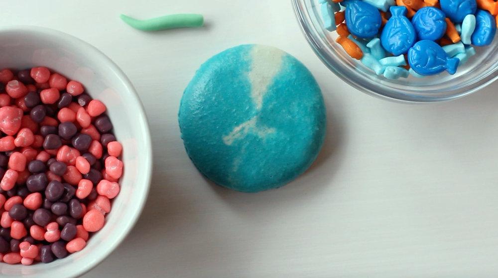 Step 1: Make Macaron.