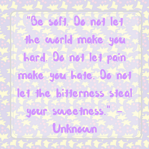 Quote Source: Tumblr