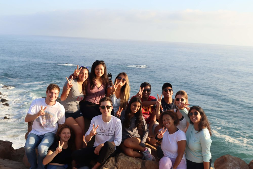 FALL 2018 REtreat @ Point dume