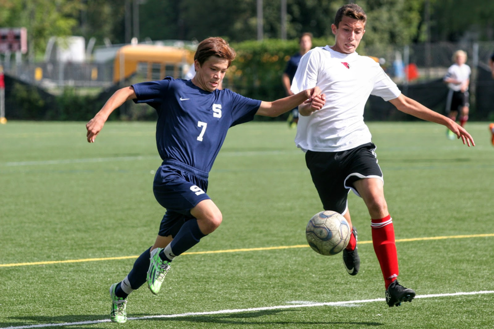 Nick Ambrose   Soccer