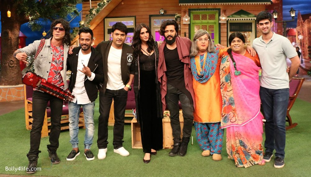 Riteish-Deshmukh-Nargis-Fakhri-and-Dharmesh-Yelande-on-the-sets-of-The-Kapil-Sharma-Show-on-15th-Sept-2016-13f.jpg