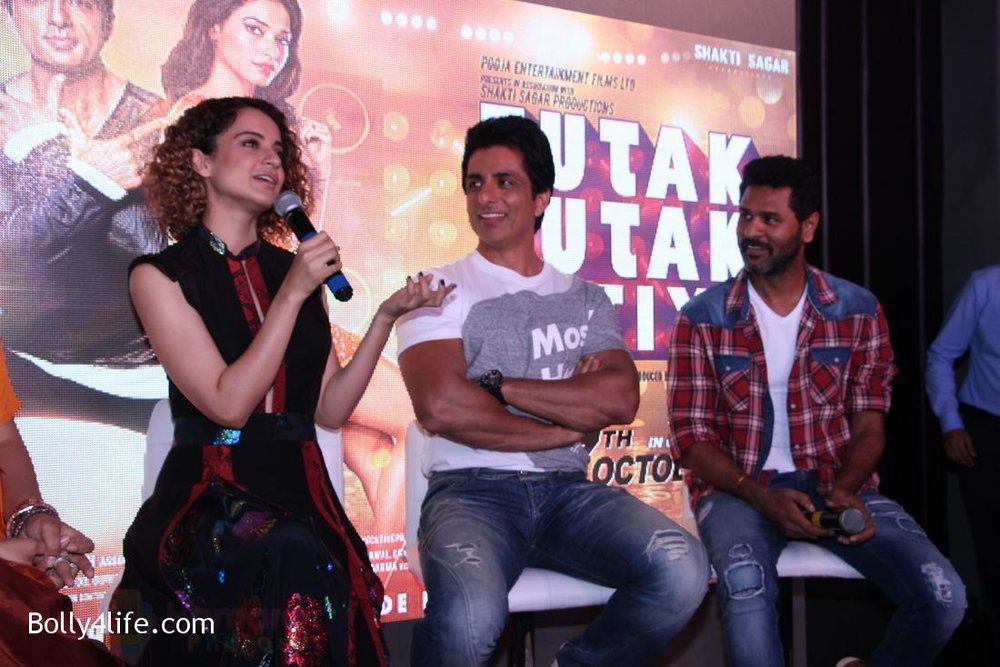 Kangana-Ranaut-Sonu-Sood-Prabhu-Deva-at-Tutak-Tutak-Tutiya-Song-launch-on-19th-Sept-2016-46.jpg