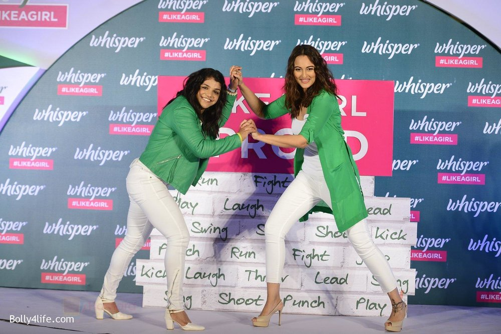 Sonakshi-Sinha-and-Sakshi-Malik-at-Whisper-new-campaign-launch-on-20th-Sept-2016-102.jpg