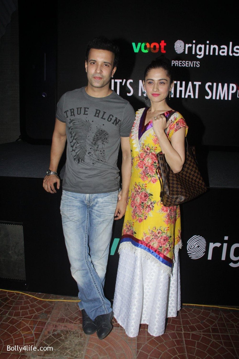 Aamir-Ali-Sanjeeda-Sheikh-at-the-screening-of-It's-Not-That-Simple-on-3rd-Oct-2016-55.jpg