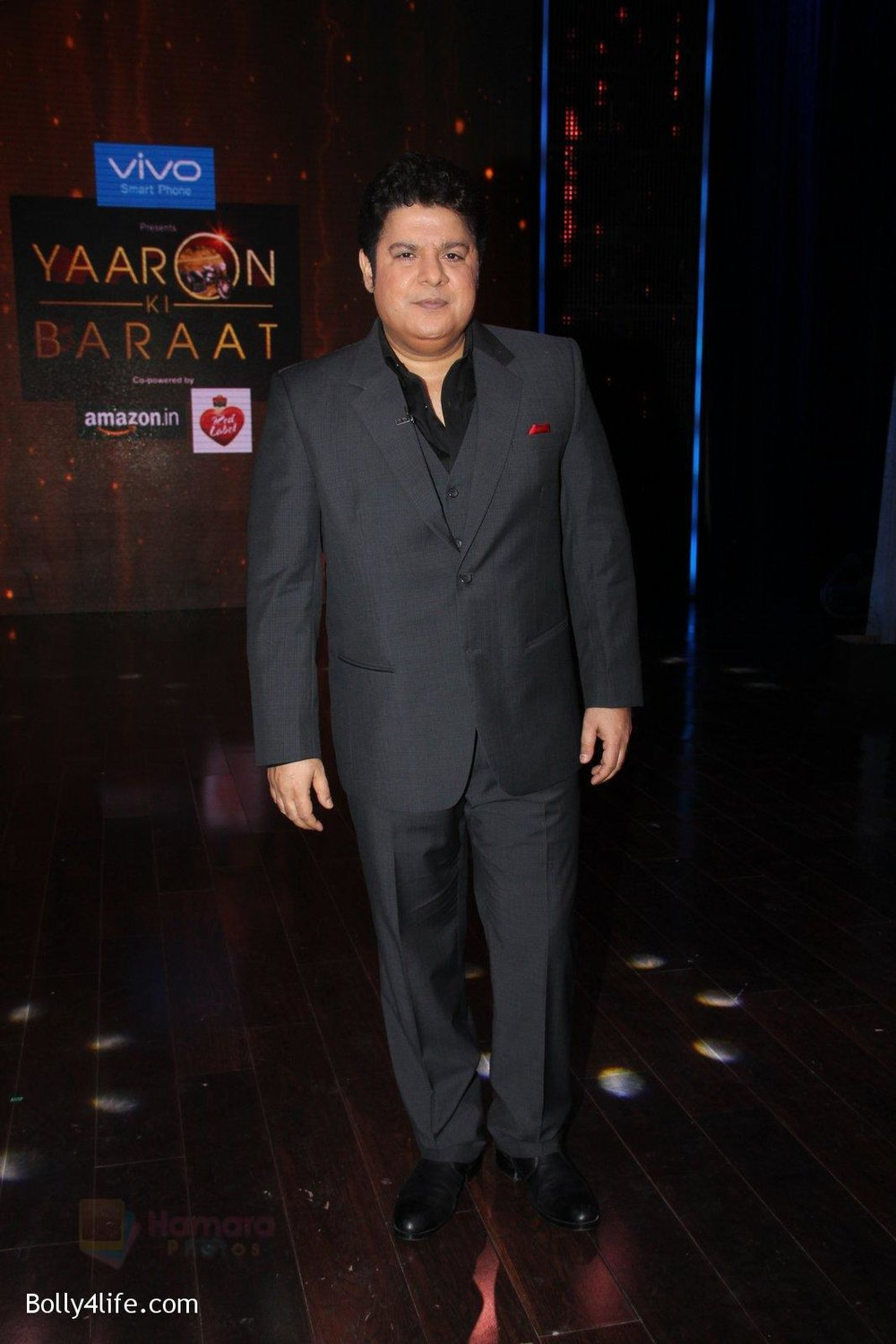 Sajid-Khan-on-the-sets-of-Yaaron-Ki-Baraat-Show-on-Zee-Tv-on-23rd-Oct-2016-92.jpg