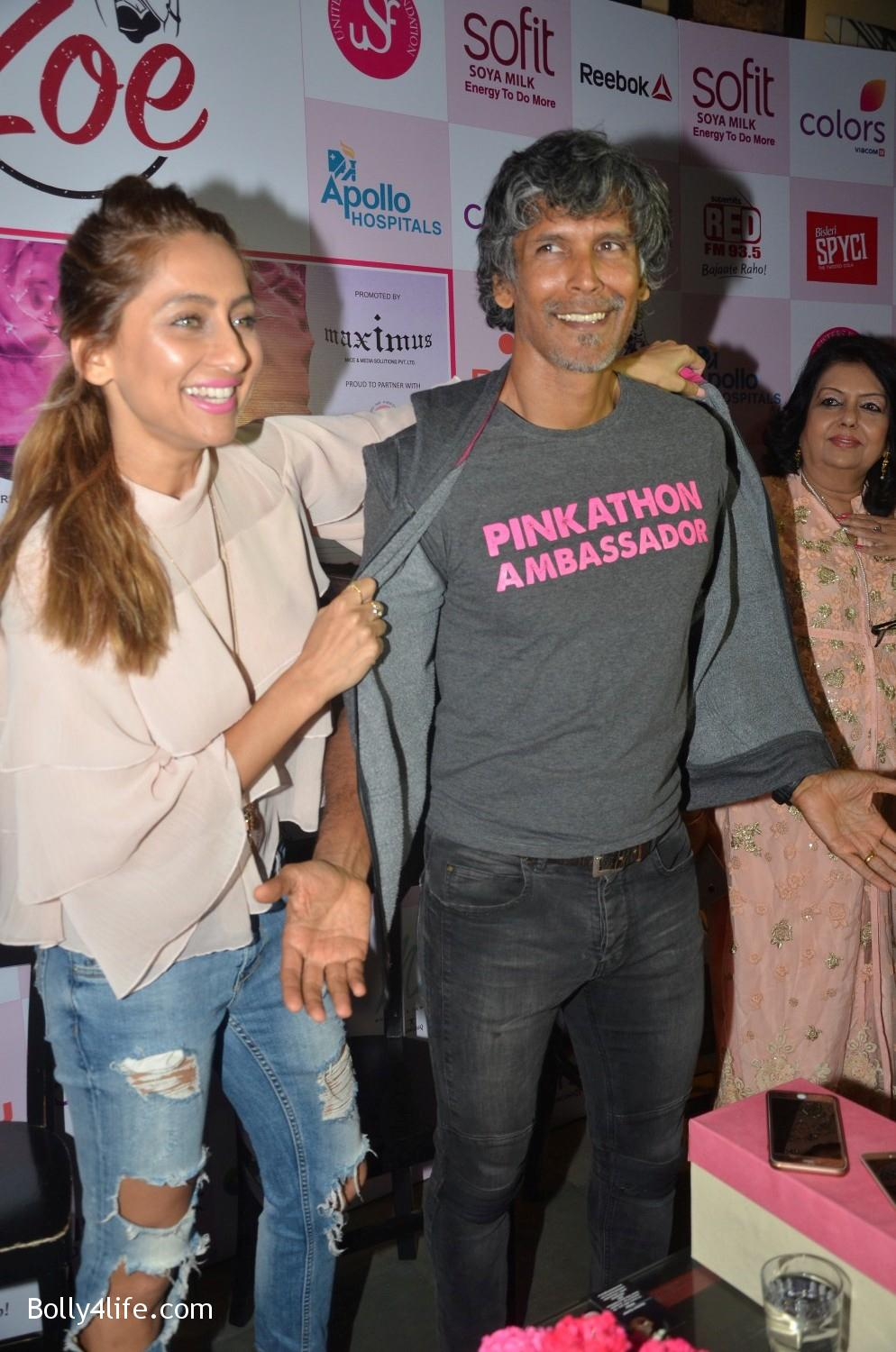Raj-Nayak-CEO-Colors-RJ-Malishka-Bollywood-actor-Anusha-Dandekar-and-model-Milind-Soman-during-the-announcement-of-Fifth-Edition-of-Pinkathon-3.jpg