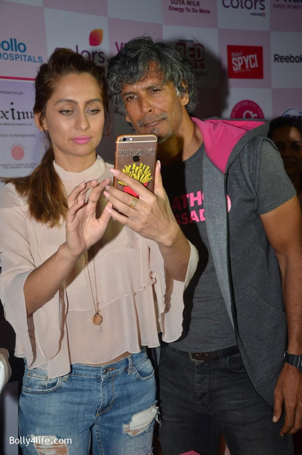 Raj-Nayak-CEO-Colors-RJ-Malishka-Bollywood-actor-Anusha-Dandekar-and-model-Milind-Soman-during-the-announcement-of-Fifth-Edition-of-Pinkathon-7.jpg