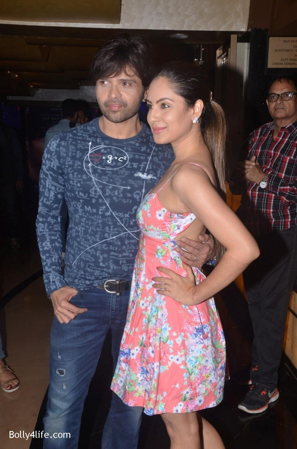 launch-of-Himesh-Reshammiyas-music-album-Aap-Se-Mausiiquii-9.jpg