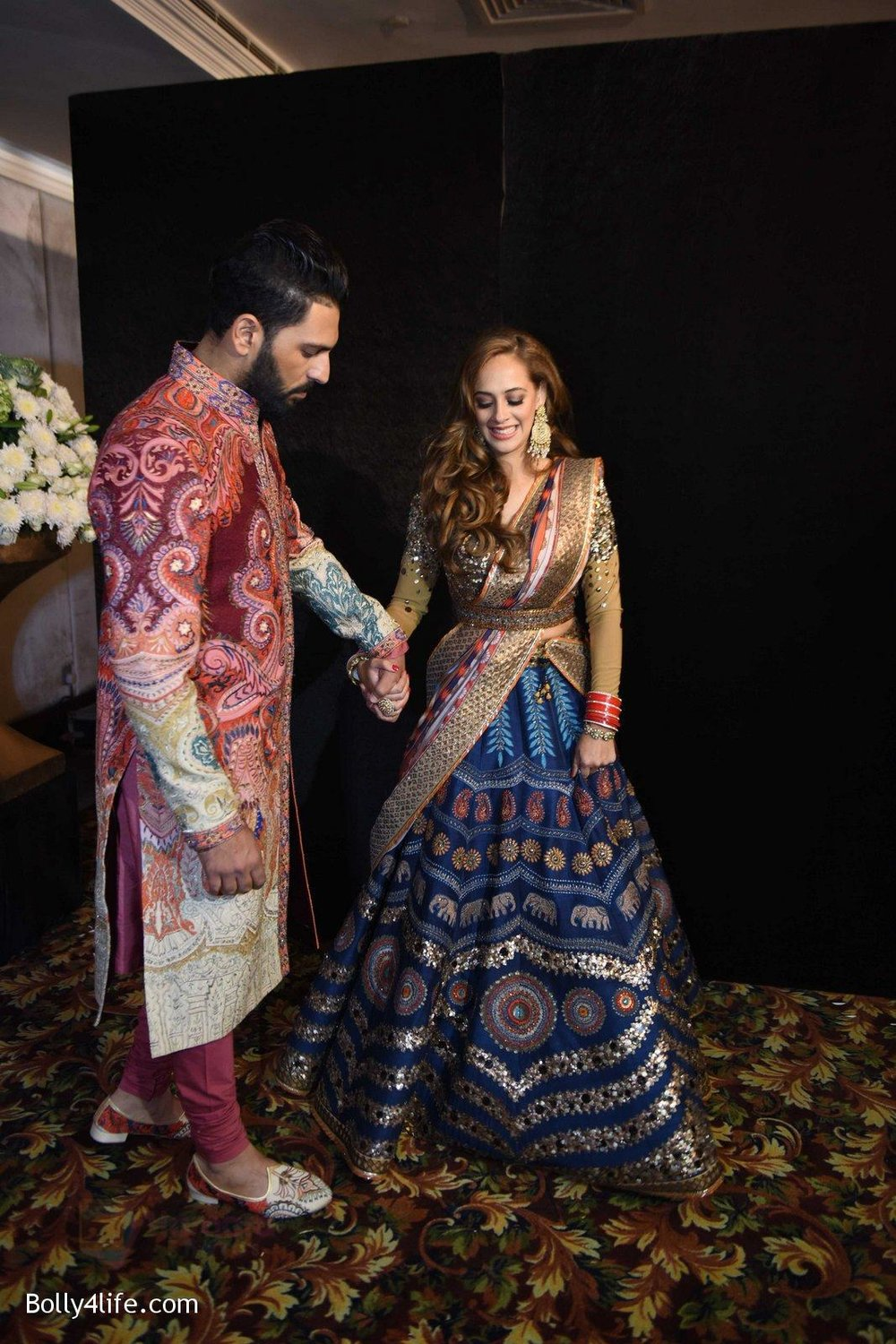 Yuvraj-Singh-and-Hazel-Keech-Wedding-Reception-on-7th-Dec-2016-2.jpg