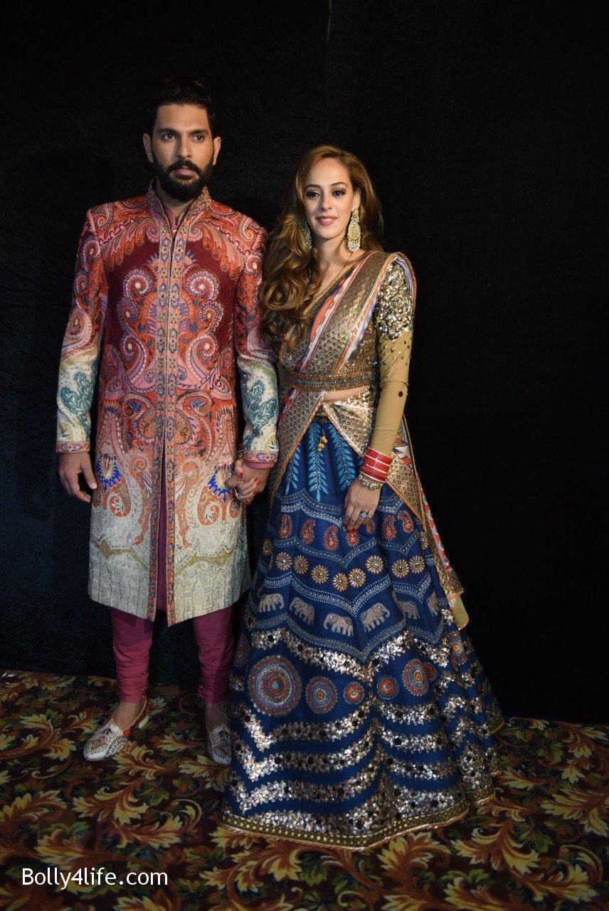 Yuvraj-Singh-and-Hazel-Keech-Wedding-Reception-on-7th-Dec-2016-7.jpg