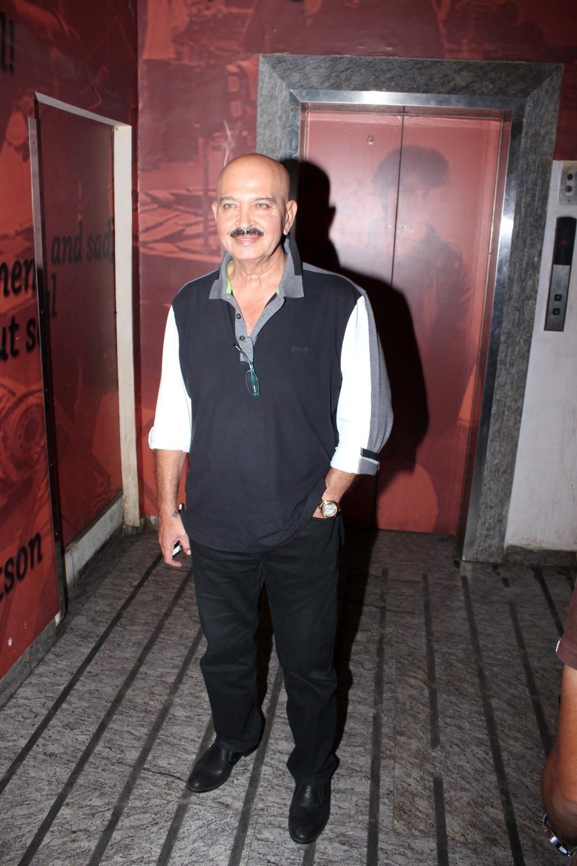 Mumbai: Producer Raksh Roshan during special sreening of film Kaabil in Mumbai on Jan 22, 2017. (Photo: (IANS)