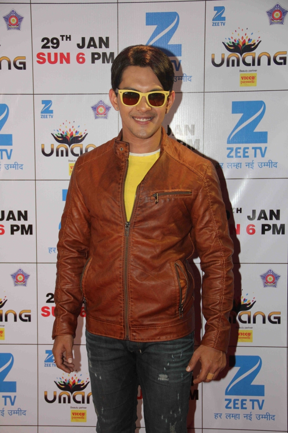 Mumbai: Singer Aditya Narayan during the Umang Mumbai Police Show 2017 in Mumbai on Jan 22, 2017. (Photo: IANS)