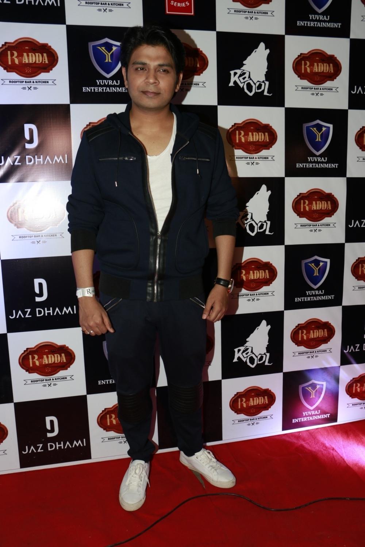 "Mumbai: Singer Ankit Tiwari during the launch of song ""Desi Girls Do It Better"" in Mumbai on Jan 26, 2017. (Photo: IANS)"