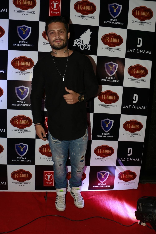 "Mumbai: Actor Siddharth Bhardwaj during the launch of song ""Desi Girls Do It Better"" in Mumbai on Jan 26, 2017. (Photo: IANS)"