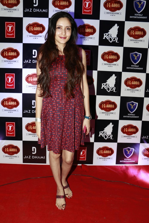 "Mumbai: Arpita Mukherjee during the launch of song ""Desi Girls Do It Better"" in Mumbai on Jan 26, 2017. (Photo: IANS)"