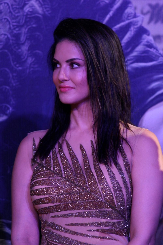 Mumbai: Actress Sunny Leone during the success party of film Raees in Mumbai on Jan 30, 2017. (Photo: IANS)