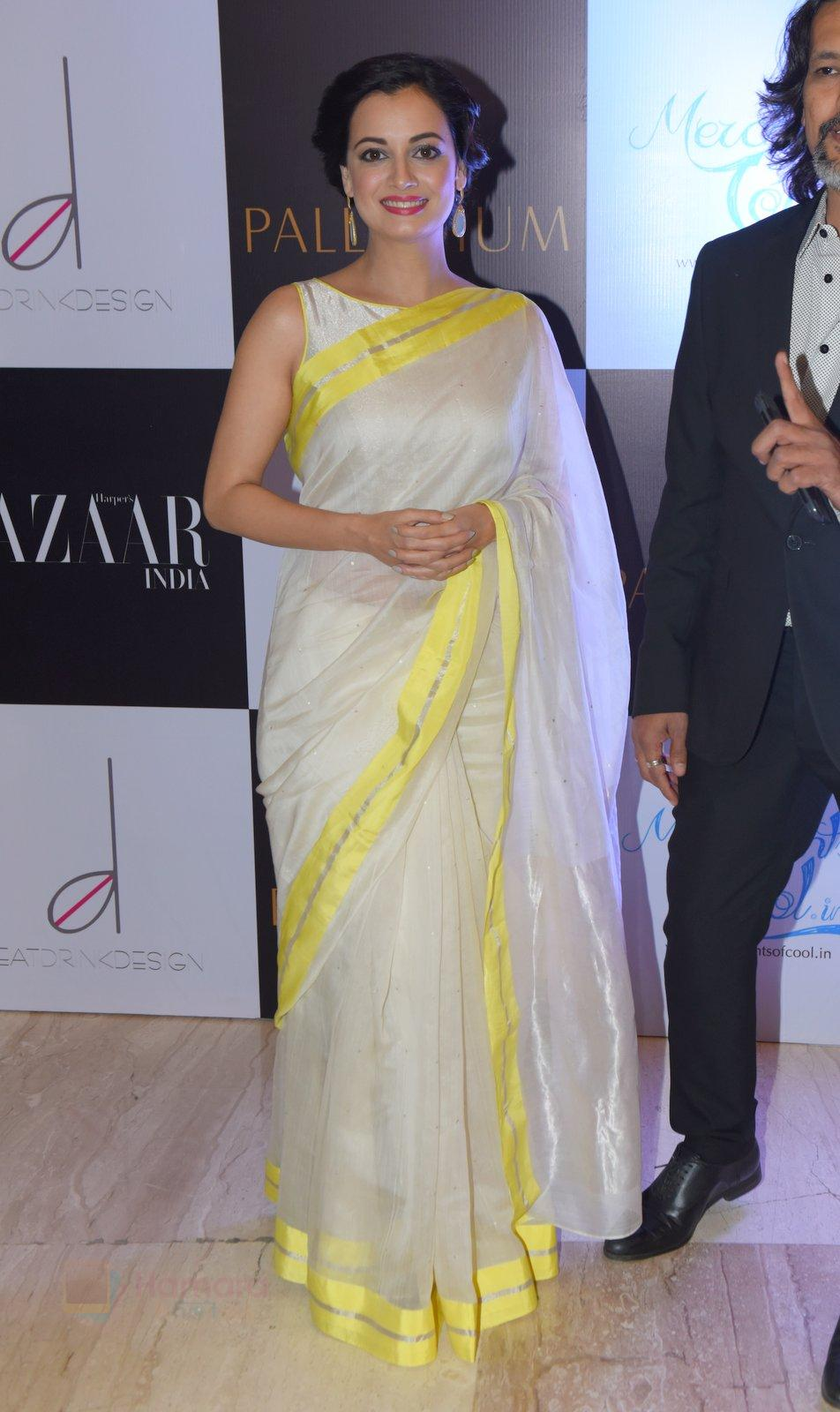Dia Mirza at Jatin Kamapani event on 25th Jan 2017 shown to user 34724