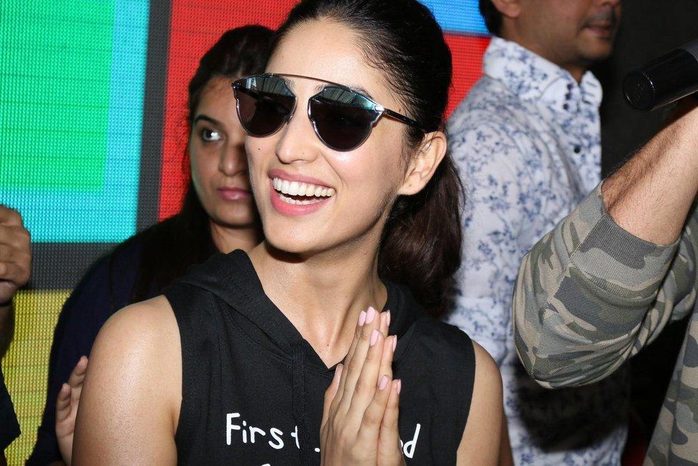Mumbai:  Actress Yami Gautam at Mithibhai College Festival  in Mumbai on Jan 31, 2017 (Photo: IANS)
