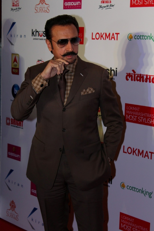 Mumbai:  Actor Gulshan Grover during the Lokmat Maharashtra Most Stylish Awards in Mumbai on Jan 31, 2017. (Photo: IANS)