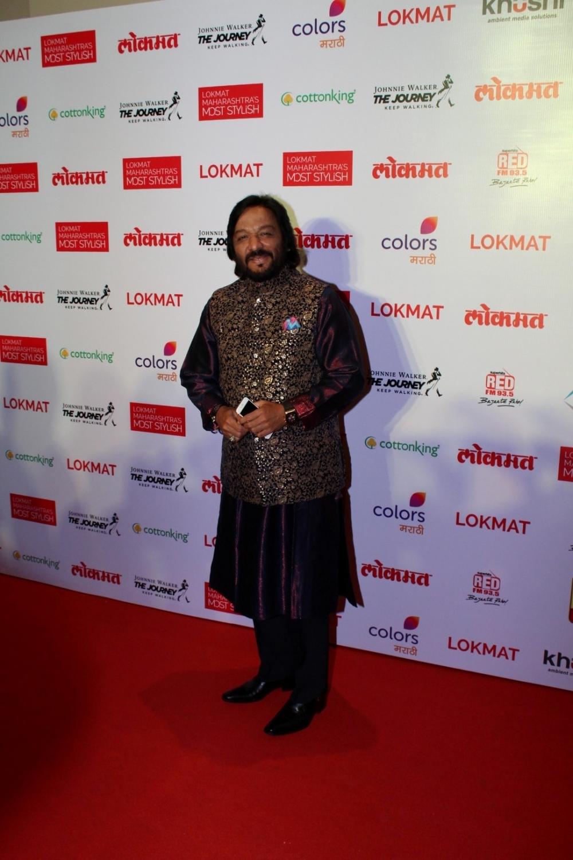 Mumbai:  Singer Roop Kumar Rathod during the Lokmat Maharashtra Most Stylish Awards in Mumbai on Jan 31, 2017. (Photo: IANS)