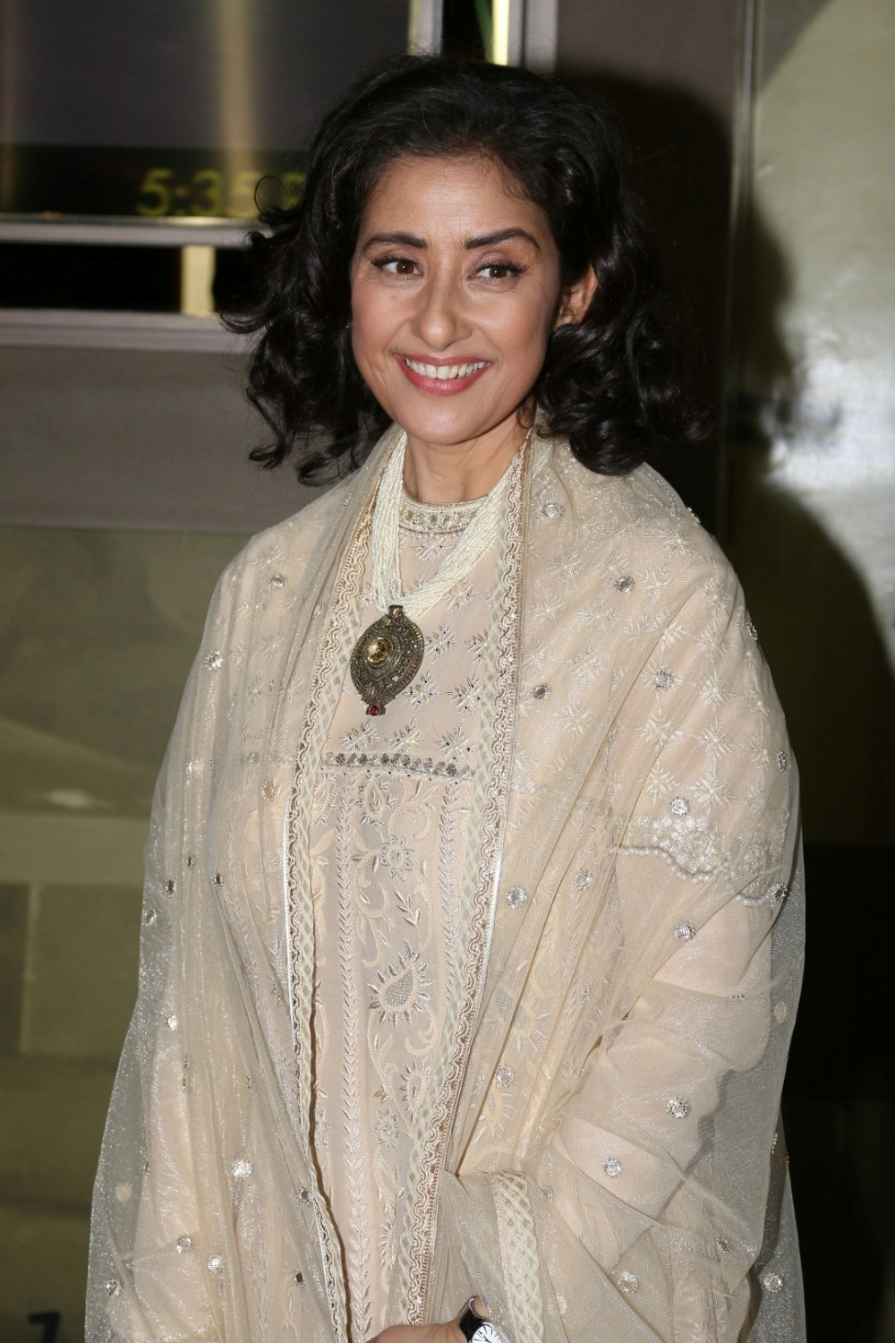Mumbai:  Actress Manisha Koirala during the trailer launch of film Aa Gaya Hero in Mumbai on Feb 1, 2017. (Photo: IANS)