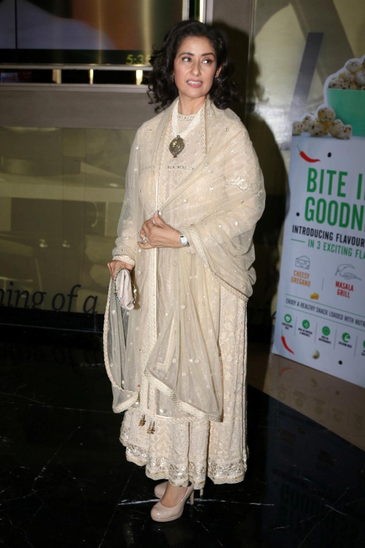 Mumbai:  Actress Manisha Koirala during the trailer launch of film Aa Gaya Hero in Mumbai on Feb 1, 2017. (Photo: IANS)
