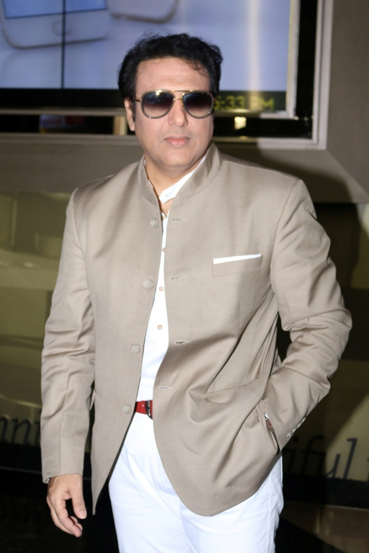Mumbai:  Actor Govinda during the trailer launch of film Aa Gaya Hero in Mumbai on Feb 1, 2017. (Photo: IANS)