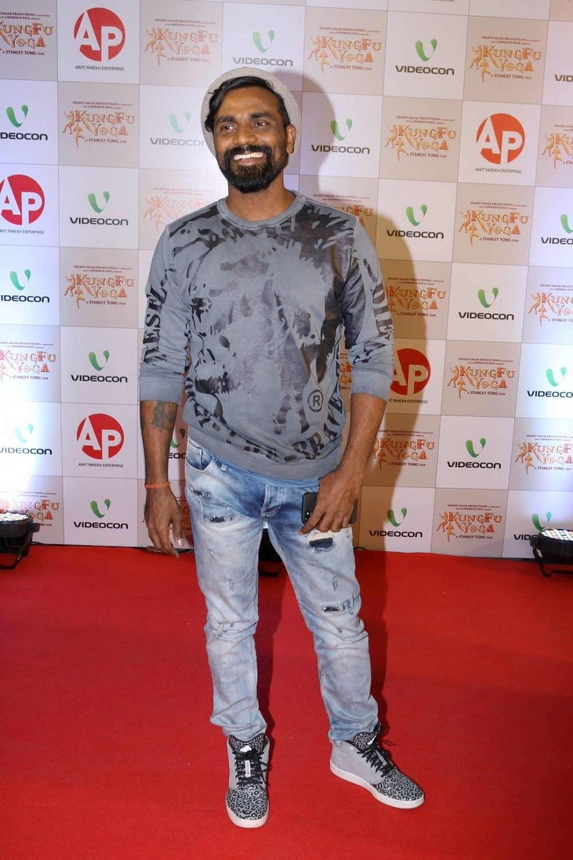 Mumbai: Choreographer Remo D'Souza during the screening of film Kung Fu Yoga in Mumbai on Feb 2, 2017. (Photo: IANS)