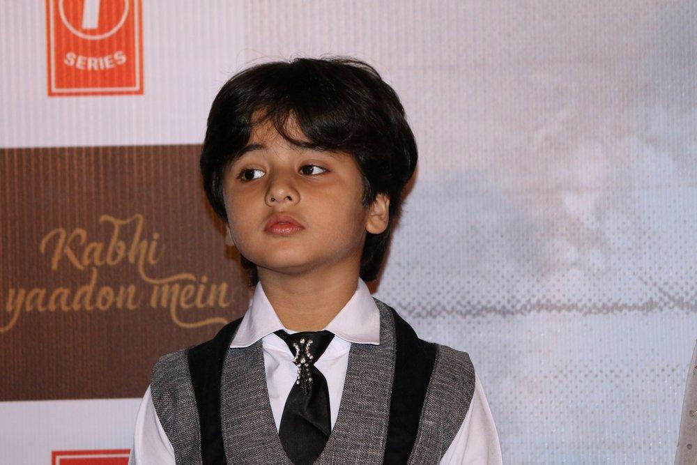 Mumbai: Child actor Jason D'Souza during the launch of video song Kabhi Yaadon Mein in Mumbai, on Feb 2, 2017. (Photo: IANS)