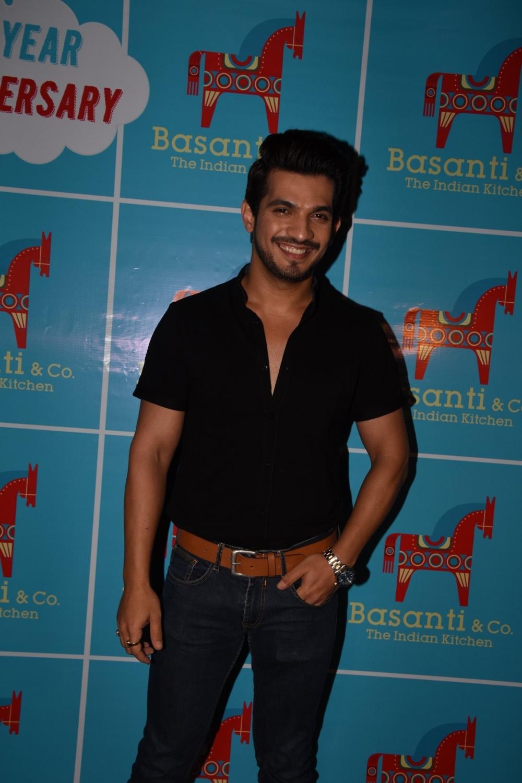 Mumbai: Actor Arjun Bijlani during a programme in Mumbai on Aug 23, 2018. (Photo: IANS)