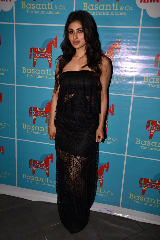Mumbai: Actress Mouni Roy during a programme in Mumbai on Aug 23, 2018. (Photo: IANS)