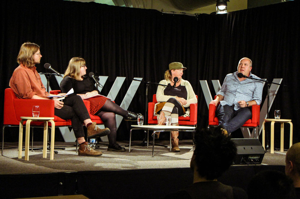 audio of 'Green Cleaver' panel discussion I hosted at The Wheeler Centre
