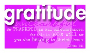 Virtue Gratitude vprint