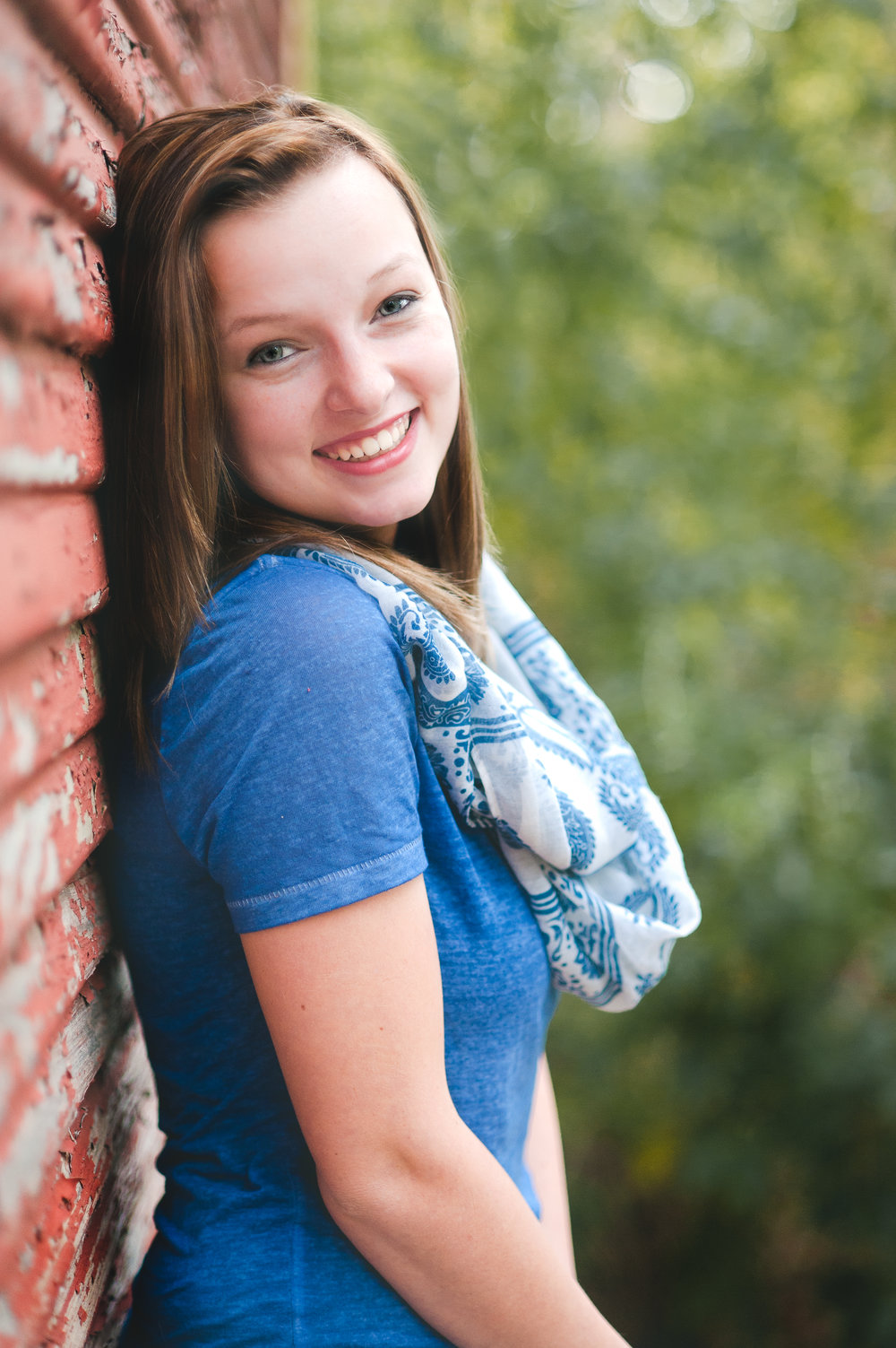Kaylee D.  |  Senior Session