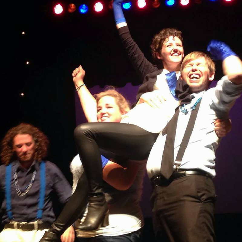 Theatresports - North v South Street Theatre feat. Ishai Sagi, Lou Walsh, Ben Crowley