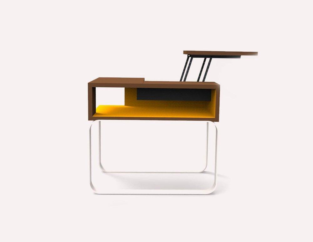 Cappucino Table