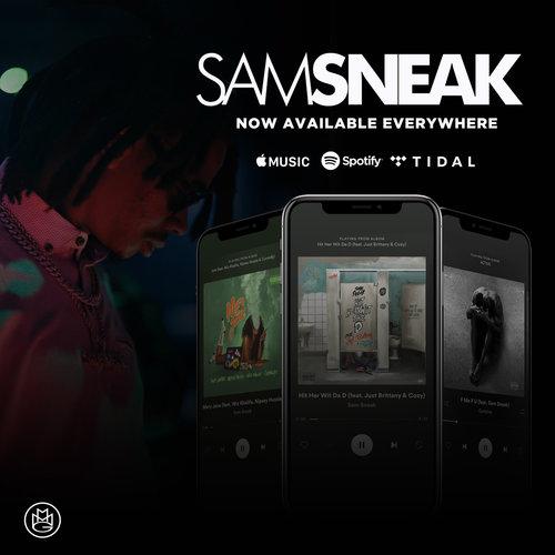 05712803f0ad18 Sam Sneak DSP Promo