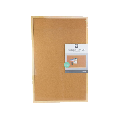 Wood Frame Bulletin Board