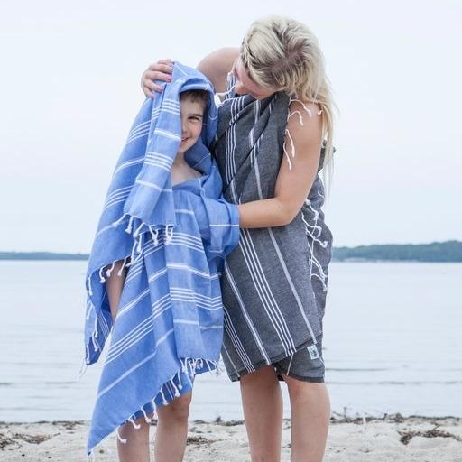 3. Turkish Towels
