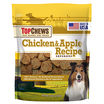 Top Chews Chicken & Apple Recipe